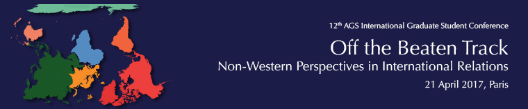 Conference 2017: Non-Western Perspectives in International Relations